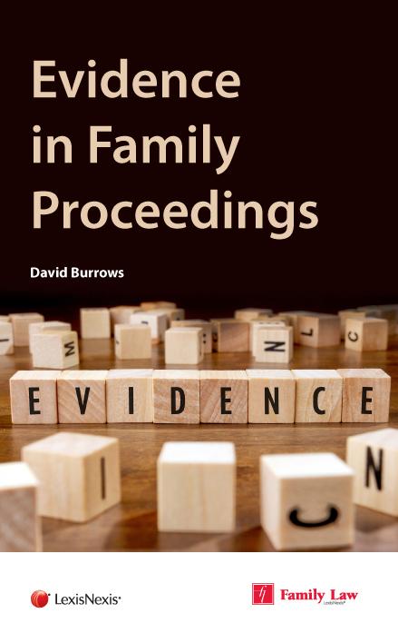 Evidence in Family Proceedings